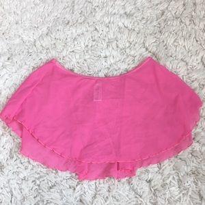 Wear Moi Girls Ballet Skirt